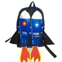 ingrosso zaini dei bambini gialli-Zaini Scuola Rocket Per Bambini Ragazze Ragazzi Bambini Zaini Bambino Schooltas Zaino Nylon Minion Giallo 2016 Mochila Satchel
