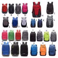 yürüyüş büyük kapasiteli sırt çantası toptan satış-U Bir Öğrenciler Okul Çantası Unisex Sırt Rahat Yürüyüş Kamp Sırt Çantası Su Geçirmez Seyahat Duffel Çanta Büyük Kapasiteli 26 Renkler