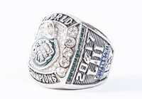 Wholesale cluster rings for sale - Newest Championship ring jewelry Philadelphia Animals World th Championship Ring Gift drop shipping
