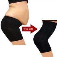 Dropshipping 2018 New Women High Waist Tummy Tuck Waist Shaping Panties Breathable Body Shaper Slimming Tummy Underwear