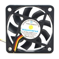 F2510CT-12UCV 12V 0.04A 2.5CM 25*25*10 2 wire iron blade miniature heat sink fan