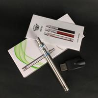 ingrosso la penna a sfera più bassa-originale BUD B3 kit resistenza più bassa. cartuccia di vetro in ceramica da 5ml cartuccia riscaldante serbatoio con batteria di olio vapone a 290mah di spessore