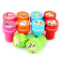 Wholesale girls toys for sale for sale - Group buy Assorted Farm Animals Stamps for Birthday Party Hot Sale Kids Party Favors Event Toys Boy Girl Pinata Fillers Birthday Gift
