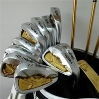 Wholesale beres golf clubs - beres IS-05 IS05 4 star golf clubs irons men 4-11 A.S 10PCS right hand graphite shaft putter wedge driver