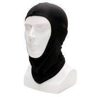 ingrosso maschere antigelo-Maschera viso e collo per Moto Bicicletta Sking Maschera Moto Maschera Sottile Maschera Traspirante Antivento Protezione solare