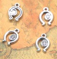 böcek kolye toptan satış-30 adet / grup Böcekleri charm Antik Tibet gümüş ton Hayvan Böcekler Charms Kolye 11x17mm