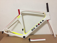 Wholesale road frames sale for sale - Group buy hot sales De rosa SK Pininfarina carbon road bike frame carbon bicycle frame cycling bicycle bikes frame A01
