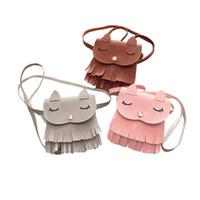 tierisches leder großhandel-Baby-Kuriertasche Wickeltaschen PU-Leder-Baby-Mädchen-Handtasche Animal Prints Mamabeutel Hohe Qualität Mini Messenger niedlich
