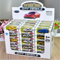 Wholesale Child S Toys - Children 's toys new alloy cars alloy car models toy stalls selling alloy cars