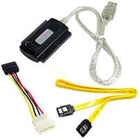masaüstü için sabit disk toptan satış-IDE Kablosu Dizüstü SATA Kablosu Dizüstü USB Kablosu Dizüstü IDE SATA Adaptörleri Masaüstü Sabit Disk Dizüstü Sabit Disk Masaüstü Optik Sürücü