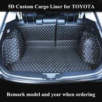 voitures anciennes achat en gros de-Tapis de coffre de voiture personnalisée pour Cargo Liner pour Toyota crown reiz camry corolle exerçue sur les tapis de coffre automatique