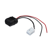 Wholesale car parts for bmw - Car Vehicle Parts 20cm Bluetooth Module Cable for BMW E39 E53 X5 E60 E61 Bluetooth Audio Transmitter Receiver Adapter