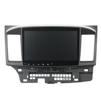 Wholesale mitsubishi car dvd player - 10.1Inch 4GB RAM Andriod 6.0 Car DVD player for MITSUBISHI Lancer 2015 with GPS,Steering Wheel Control,Bluetooth, Radio