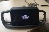 ingrosso kia sorento radio bluetooth-1G Ram Android 6.01 Car Audio per Kia Sorento 2015 Headunit Stereo Vedio GPS Navi Multimedia Radio PC Monitor 4G
