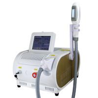 New popular OPT SHR laser salon equipment new style SHR IPL skin care OPT RF IPL hair removal beauty machine Elight Skin Rejuvenation