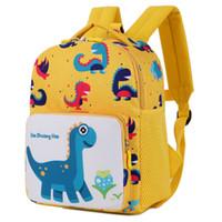 bdea9b6ab5 Nuovo fumetto bambini zaini giocattolo bambino dinosauro zainetto studente scuola  materna zaino carino bambini sacchetti di scuola per ragazze ragazzi 3-6 t