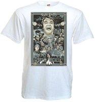 pôsteres mulheres venda por atacado-Total Recall V7 T-shirt Branco Cartaz Todos Os Tamanhos S-3xl Moda Masculina E Mulher Camiseta Frete Grátis Retro Top Tee