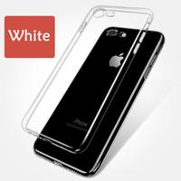 estojos impermeáveis para iphone 5s venda por atacado-Casos de telefone à prova d 'água para iphone 5 5s se macio transparente silicone case capa para o iphone 6 6s 7 8 plus x
