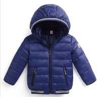 Wholesale cashmere for kids clothes resale online - Kids Outerwear Coats Winter Coat Kids Clothes Children s Clothing Baby Thicken Jackets Boys and Girls Fashion Warm Coat For Y
