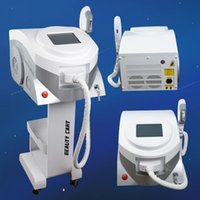 Wholesale use import - Beauty salon and spa use ipl elight portable hair removal machine with UK imported xenon lamp
