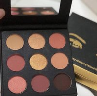 Wholesale sell eye shadow palettes for sale - Group buy 2018 Hot selling Newest Pressed powder eyeshadow Kit palette Bronze Eyeshadow Colors Eye Shadow palette