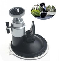 Wholesale tripod for car mount for sale - Car Auto Flexible Windshield Suction Cup Mount Holder Vehicle Window Mounted Rack quot Tripod Mount for Camera Video DVR GPS