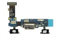 cargador de muelle para galaxy s5 al por mayor-Cable de flexión del puerto de carga del cargador USB del conector micro del muelle para las piezas de reparación de Samsung Galaxy S5 G900A