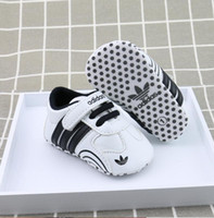 Wholesale walker shoes for infants for sale - Fashion PU leather Baby Moccasins Newborn Baby Shoes For Kids Sneakers Toddler infant Crib Shoes Boy Girl First Walkers
