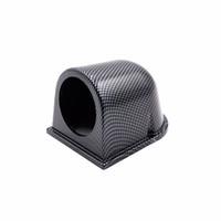 jauge noire achat en gros de-CNSPEED 52mm Carbone Noir Triple Dash Mont jauge pod Car mètre pod jauge titulaire