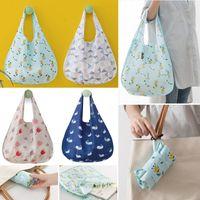 6c2caecc8262 Folding Luxury Handbag Shopping Bag Large Capacity Waterproof Tote Bags  France Paris Style Organization Storage Bags HH7-1225