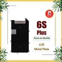 Wholesale iphone back display - For iPhone 6S Plus Metal Plate LCD Digitizer Metal Back Plate Shield LCD Display Metal Cover Replacement Spare Parts For iPhone 6sp