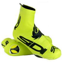 ayakkabı örtüsü takmak toptan satış-Bisiklet Sürme Ayakkabı Kapak Adam Kadın Moda Havalandırma Rüzgar Geçirmez Aşınmaya Dayanıklı Ayak Kollu Hızlı Kuru Boot 13zy Ww Aşınma ...