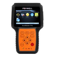 Wholesale Russian Service - Foxwell NT624 Pro Support All Systems Transmission ABS Airbag SRS Engine Service Automotive OBD2 Diagnostic Tool