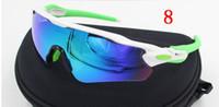 Wholesale new sunglasses for boys resale online - 2016 New Brand Radar EV Pitch Polarized sun glasses coating sunglass for women man sport sunglasses riding glasses Cycling Eyewear uv400
