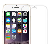 película de pantalla del teléfono móvil al por mayor-Aplicable a Iphone8 / Iphone7 / IPhone6 / 6s X Max Xr Teléfono móvil Película de vidrio Teléfono móvil Película templada Protector de pantalla transparente