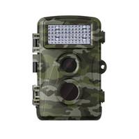 Wholesale hunter cameras - Hunting Camera 500 Million Pixels CMOS IR Infrared Wildlife Hunting Camera Scouting Trail Hunter Cam Rainproof Cameras