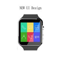 смарт-часы телефон facebook оптовых-bluetooth Smart Watch X6 Sport Passometer Smartwatch с камерой поддержка SIM-карты Whatsapp Facebook для телефона Android