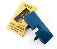 kit de reparación de baterías al por mayor-Kit de herramientas de reparación del reloj Parte posterior ajustable Abridor de la tapa Tornillo removedor Relojero Abrir batería Cambiar Búsqueda en caliente