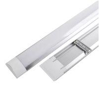 светодиодные экраны оптовых-1FT 2FT 3FT 4FT LED Batten T8 Tube Light Surface Integrated Led Tubes Взрывчатый светодиодный трехфазный свет AC 110-240V CE ROHS UL