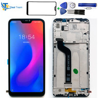 Wholesale touch screen for redmi for sale - Group buy LCD display For Xiaomi Mi A2 Lite inch touch screen digitizer assembly For Xiaomi Redmi Pro Frame With Free Tools
