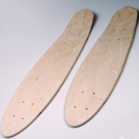 Wholesale skateboard decks for sale - 24 Inch Layer Maple Blank Skateboard Deck Skate Board Concave Kick Decks Skate Board Rough Sandpaper for Longboard DIY Part