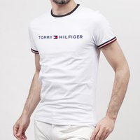 freies t-shirt großhandel-Art und Weisebriefdruckt-shirt der neuen Männer des Verschiffens 2018 des Art und Weisefrühlinges runder Halsausschnitt T-Shirt Punkart-T-Shirt Größe S-3XLWhol
