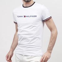 serbest boyut tişörtü toptan satış-Ücretsiz kargo 2018 moda bahar yeni erkek moda mektup baskı tişört yuvarlak boyun t-shirt fahsion t-shirt punk tarzı t-shirt boyutu S-3XLWhol