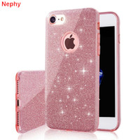 Wholesale Iphone S Cell - hot Cell Phone Case for iPhone 6 iPhone 6S iPhone 7 8 Plus X 10 5S 5 s SE 5SE 6Plus 6SPlus 7Plus 8Plus Luxury Silicone Cover