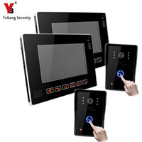video interkom güvenlik sistemleri toptan satış-YobangSecurity 9