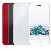 Wholesale 4g Andriod - Goophone 8plus 5.5inch 8plus Quad Core MTK6580 5MP Andriod Unlocked phone 1G RAM 4G ROM show Fake 4G Sealed Box