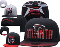 Wholesale dot stores - 2018 Fan's store outlet sunhat headwear Snapback Falcons Hats Caps Adjustable All Team Baseball Ball snapbacks hats