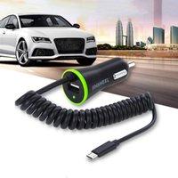 vehicle оптовых-Высокая скорость зарядное устройство автомобильное зарядное устройство универсальный двойной зарядки портов 2.1 а USB-кабель автомобильное зарядное устройство адаптер с розничной коробке