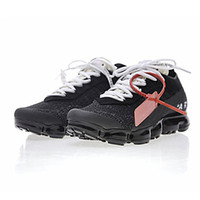 Wholesale hiking boots mens - Vapormax X WHITE 2018 New Mens Designer Running Shoes for Men Off Casual Trainers Women Sports Sneakers