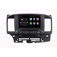 Wholesale car gps 2gb bluetooth mp3 resale online - Quad Core din quot Android Car DVD Player for Mitsubishi Lancer With GB RAM Radio GPS G WIFI Bluetooth GB ROM